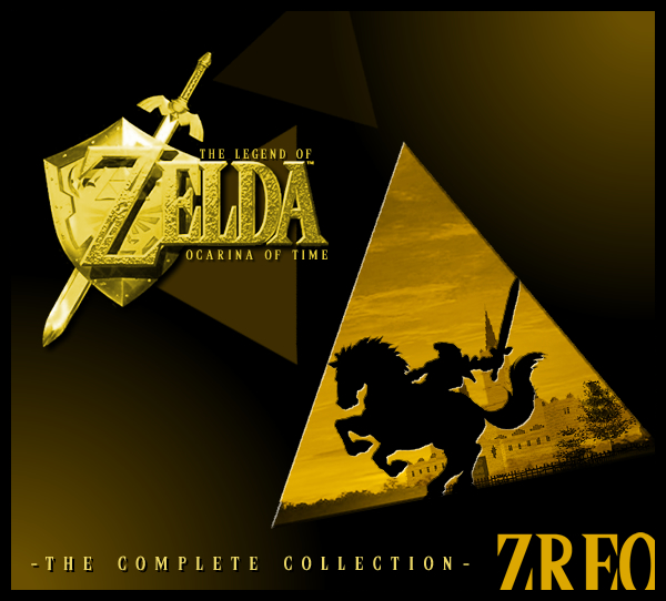Ocarina of Time Reorchestrated